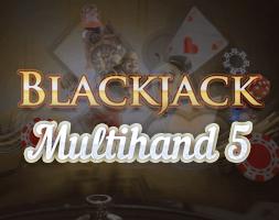 Blackjack Multihand 5