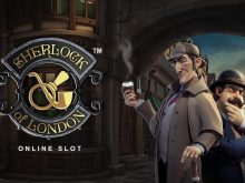 Sherlock of London Online Za Darmo