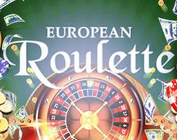 European Roulette online za darmo