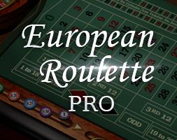 European Roulette PRO online za darmo