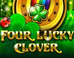 Four Lucky Clover online za darmo