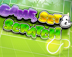 Game Set And Scratch online za darmo