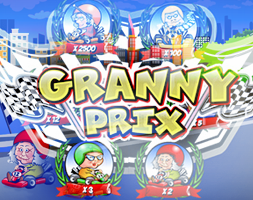Granny Prix online za darmo