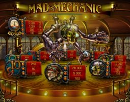 Mad Mechanic online za darmo