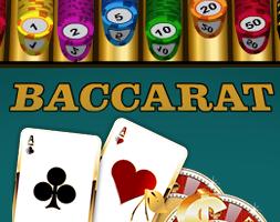 Baccarat Gra online za darmo
