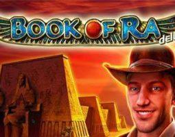 Book of Ra Deluxe Online Za Darmo