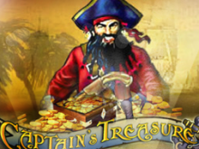 Captain's Treasure Online Za Darmo