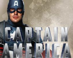 Captain America Online Za Darmo