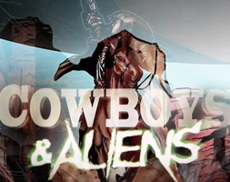 Cowboys and Aliens Online Za Darmo