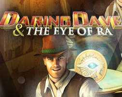 Daring Dave & The Eye of Ra Online Za Darmo