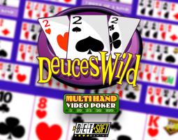 Deuces Wild Poker online za darmo
