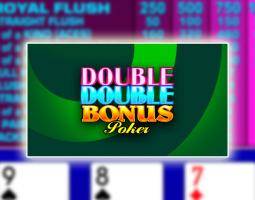 Double Double Bonus Poker online