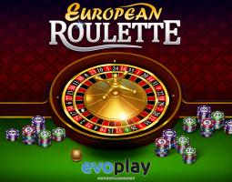 Ruletka Europejska online za darmo