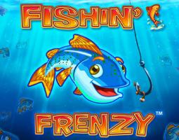 Fishin Frenzy online za darmo