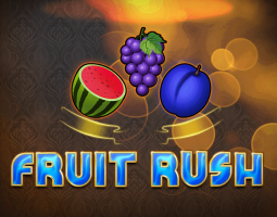 Fruit Rush online za darmo