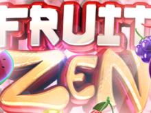 Fruit Zen Online Za Darmo