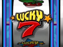 Lucky 7 Online za Darmo
