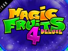 Magic Fruits 4 Deluxe Online Za Darmo
