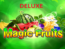 Magic Fruits Deluxe Online Za Darmo
