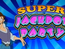 Super Jackpot Party Online Za Darmo