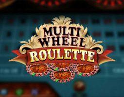 Multi Wheel Roulette online za darmo