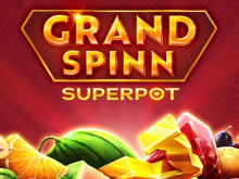 Grand Spinn Superpot Online Za Darmo