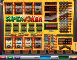 Super Joker Online Za Darmo